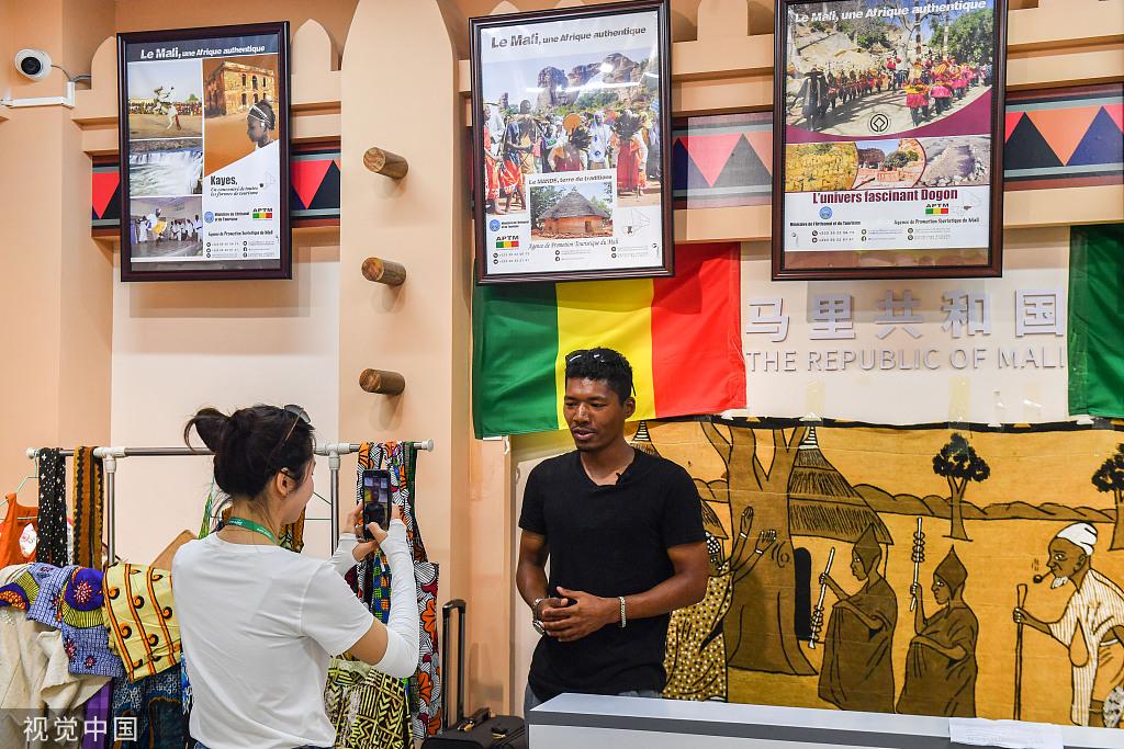 Mali optimistic about strong development through the BRI