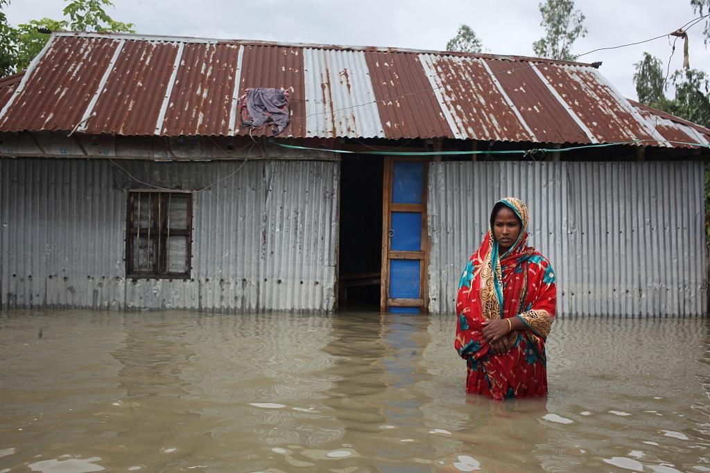 Floods claim 108 lives in Bangladesh: official