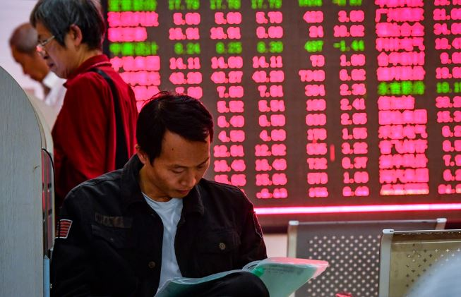 Equities tumble on Asian bourses