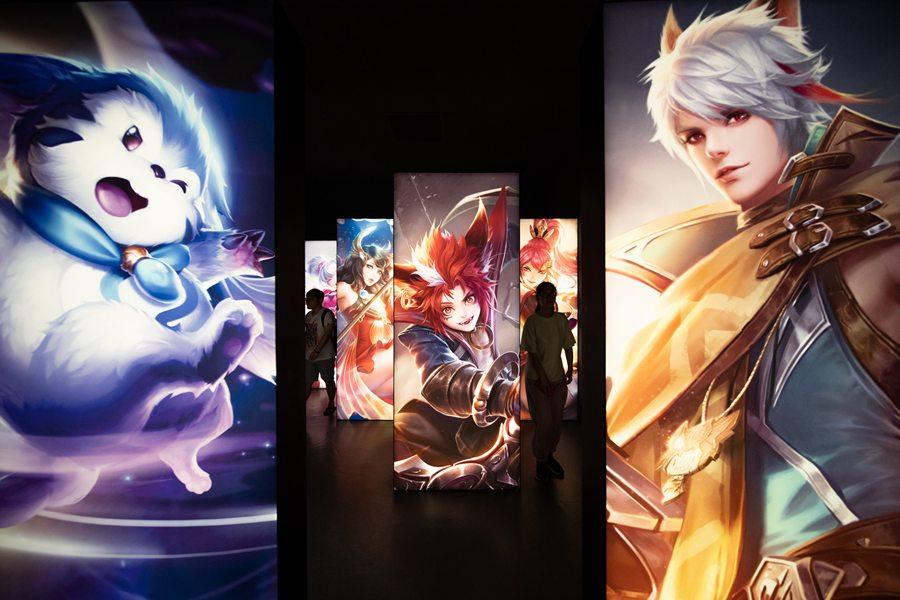 China's game publishers gaining ground overseas: report