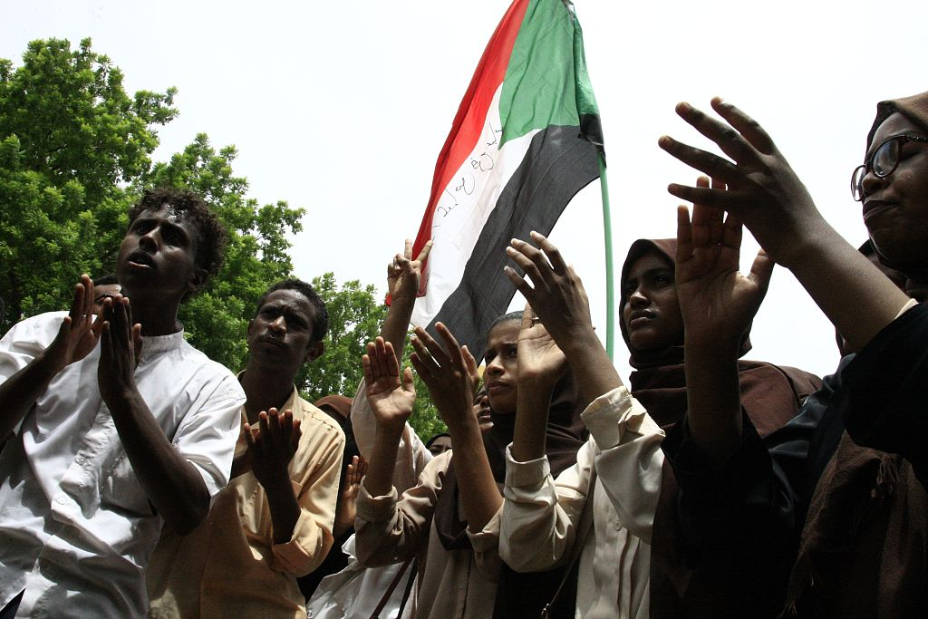 Sudan's military council, opposition agree on constitutional declaration