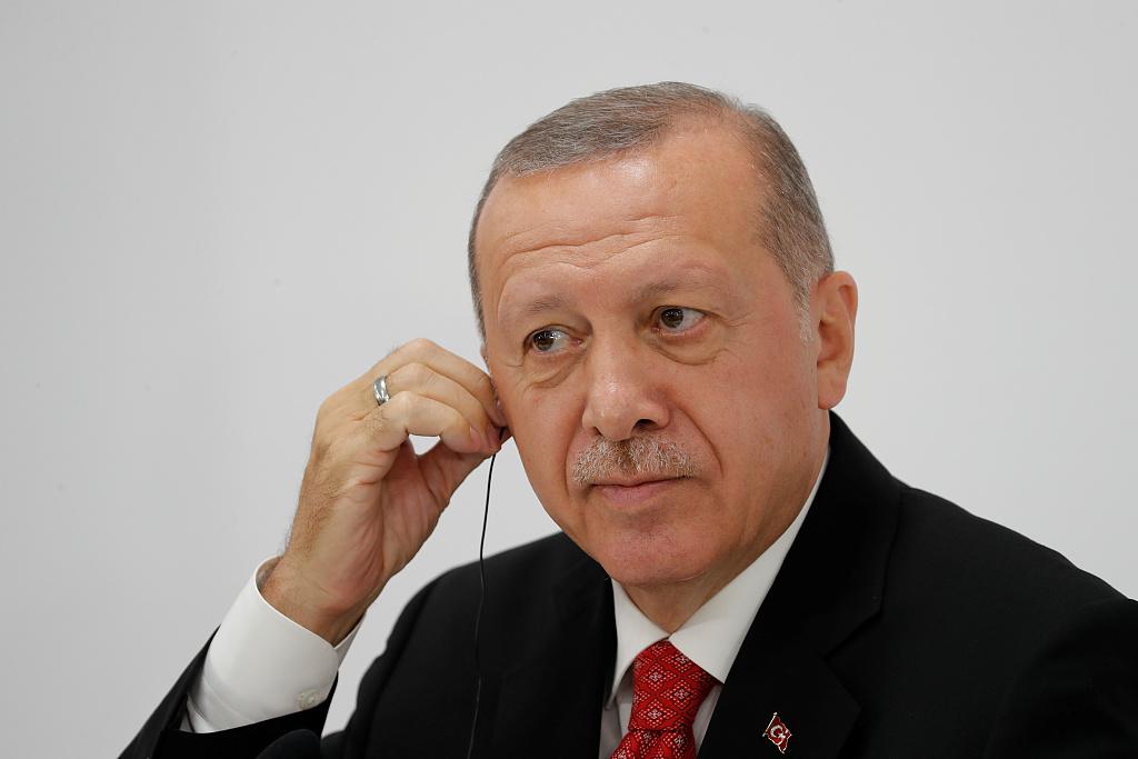 Erdogan says Turkey will start operation east of Euphrates in Syria