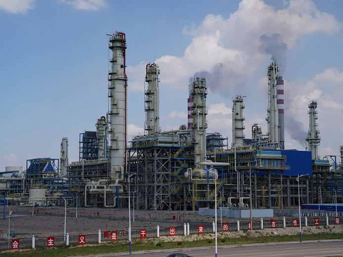 China's chemical sector sees faster H1 value-added growth