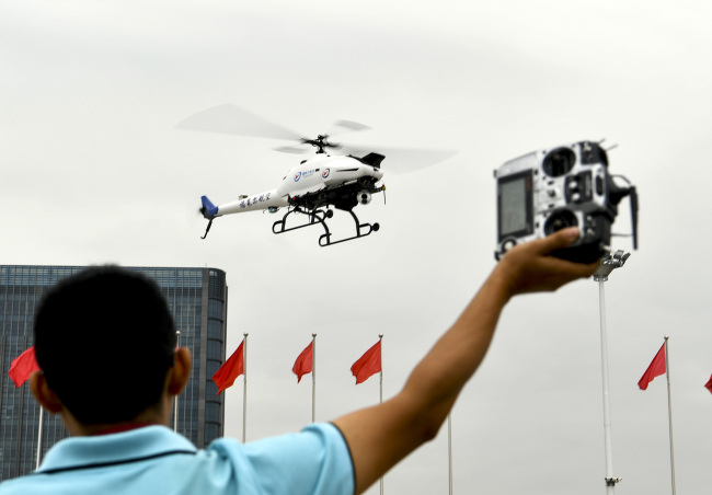 China issues standards to regulate drones at airports
