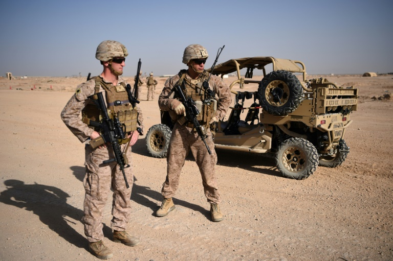 US eyes breakthrough in push for peace with Taliban