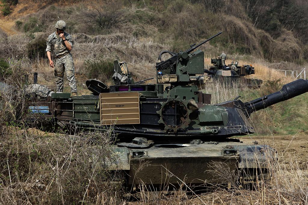 S.Korea, US begin joint annual military exercises