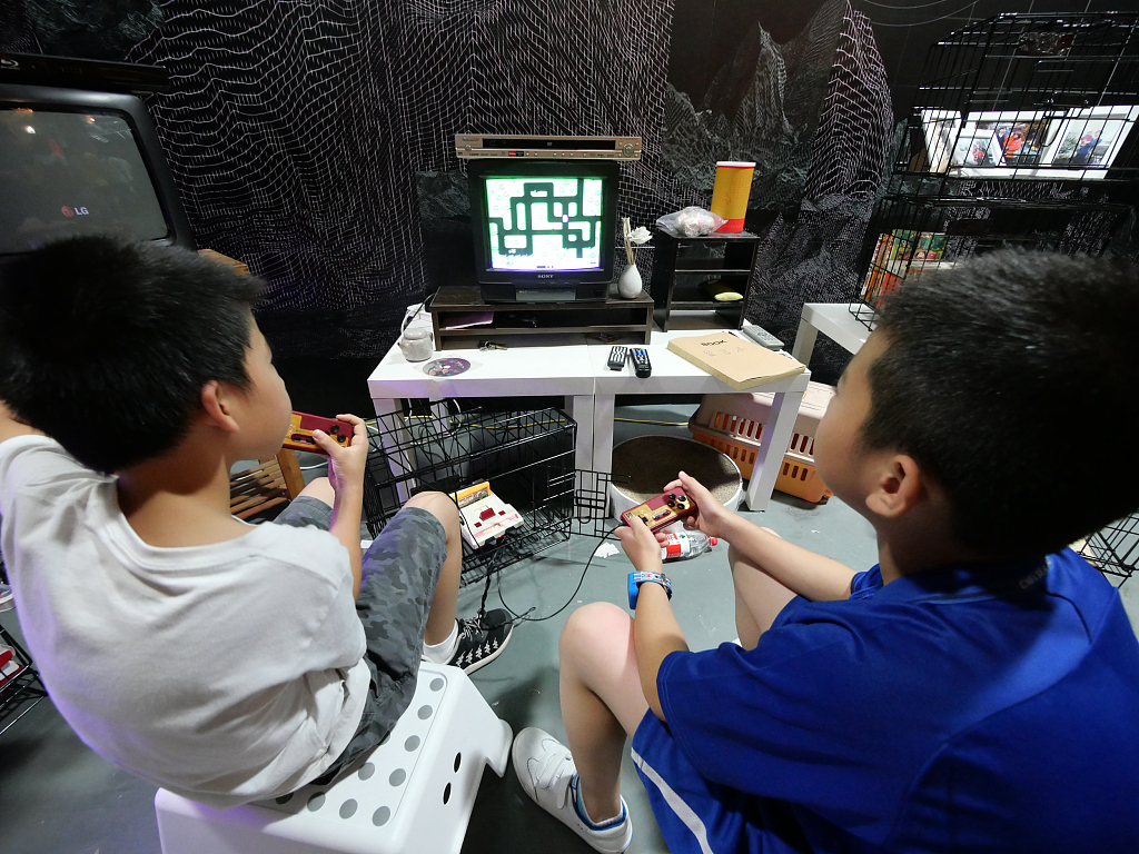 China captures over 80 percent of self-developed game market: report