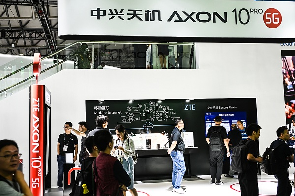 China sells first 5G mobile phone
