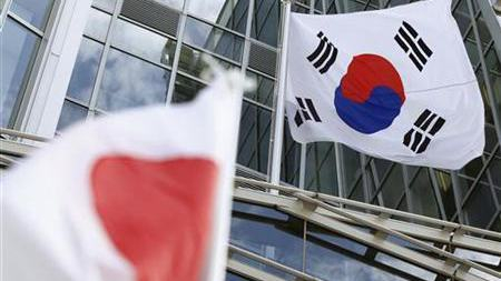 S Korea reviewing military intelligence-sharing pact with Japan amid trade row