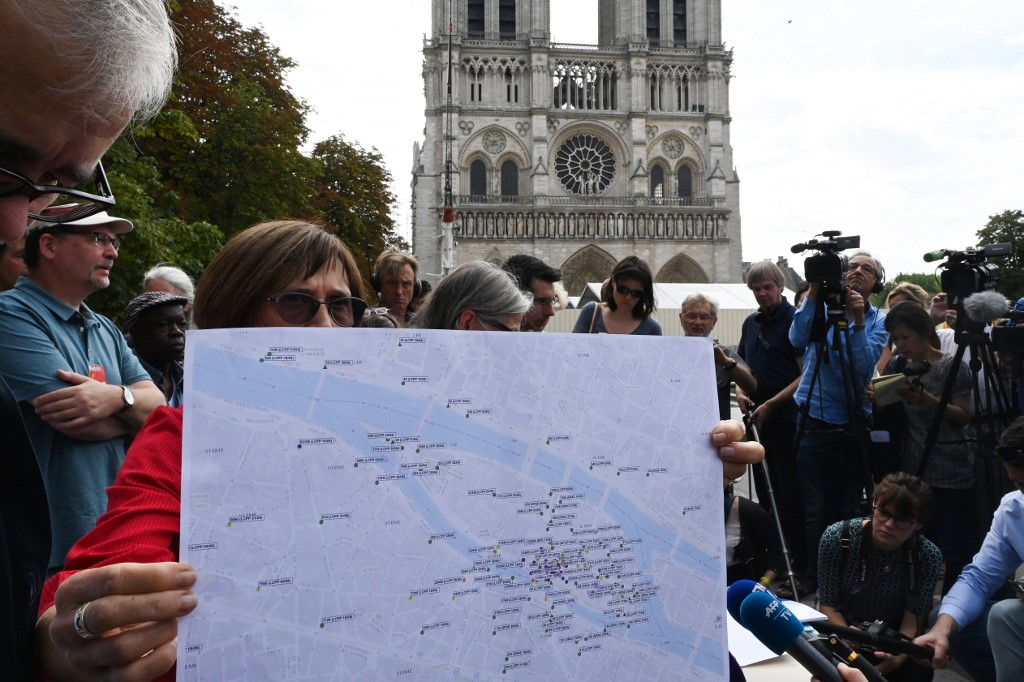 Notre Dame: Environmental groups warn against lead pollution