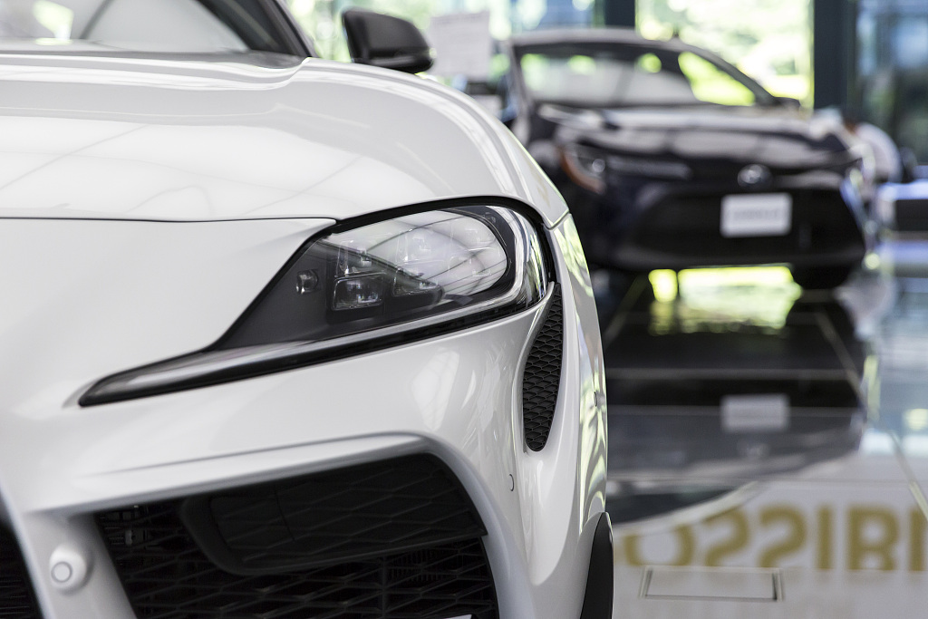 Japanese car sales plunge in S. Korea as trade row rages