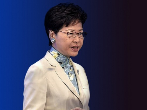 HK chief executive condemns latest string of violence