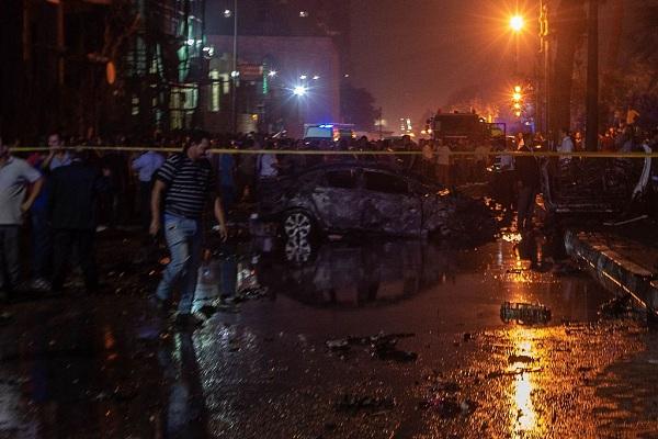 Death toll of Cairo multi-car crash rises to 19