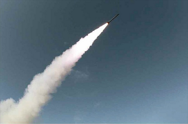 DPRK fires two short-range projectiles into eastern waters: S Korea