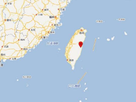 4.9-magnitude quake hits Taiwan: CENC