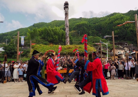 Lishui city to implement regulation on traditional village preservation