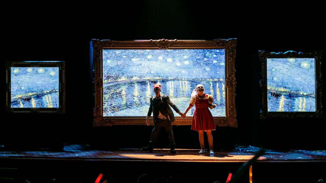 Magic Drama: One Starry Night and Out of the Blue