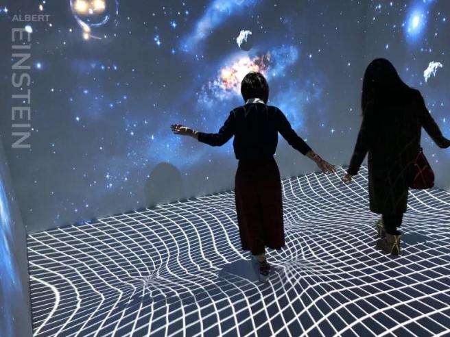 Einstein exhibition opens in Shanghai