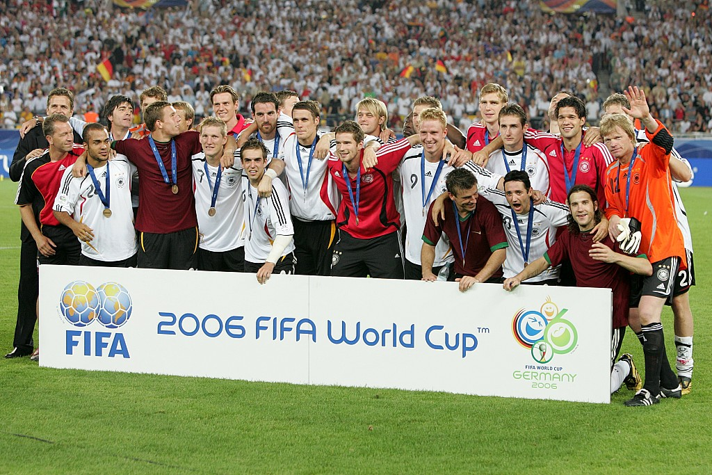 Swiss charge German football officials in 2006 World Cup fraud probe
