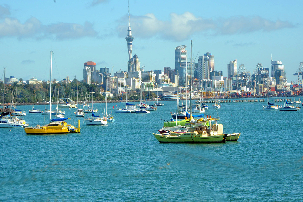 New Zealand unemployment falls to 11-year low