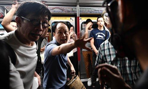 Strikes jeopardize life in Hong Kong