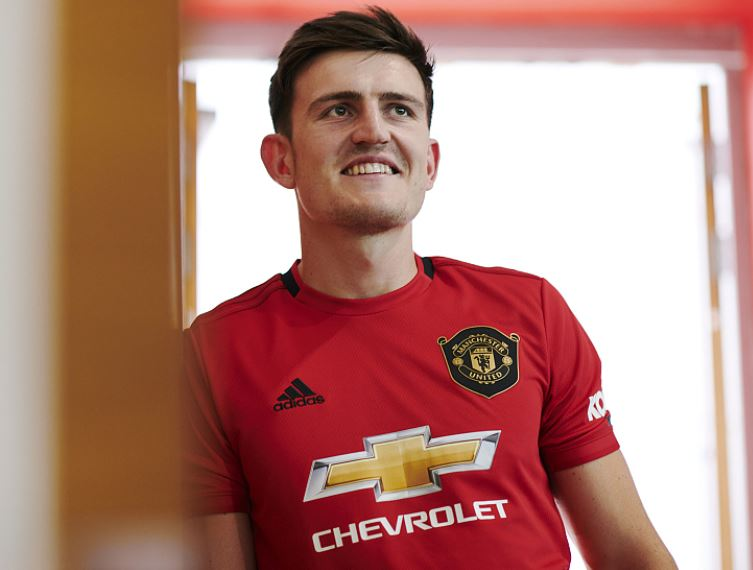 Man United sign Leicester defender Harry Maguire for world record $97 mln