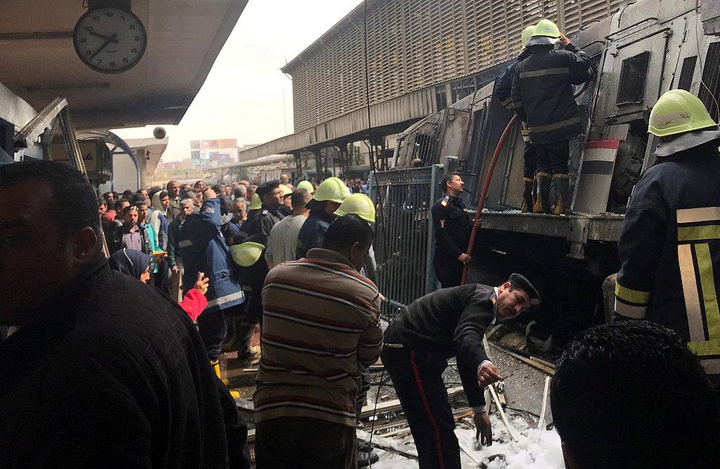 Xi sends condolences to Egyptian president over terrorist attack in Cairo