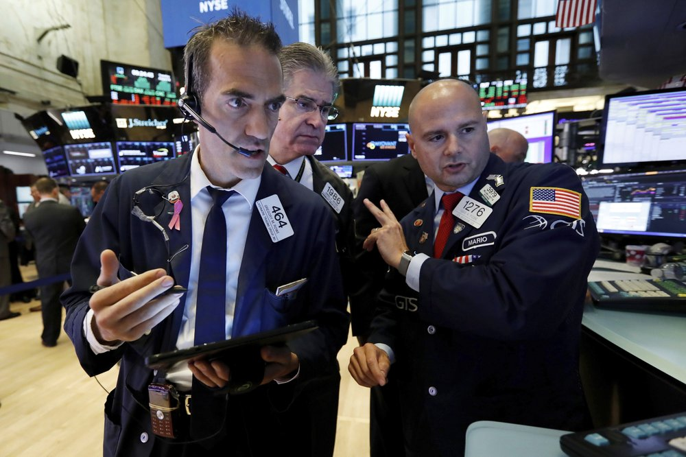 US stocks close higher after steep sell-off in previous session