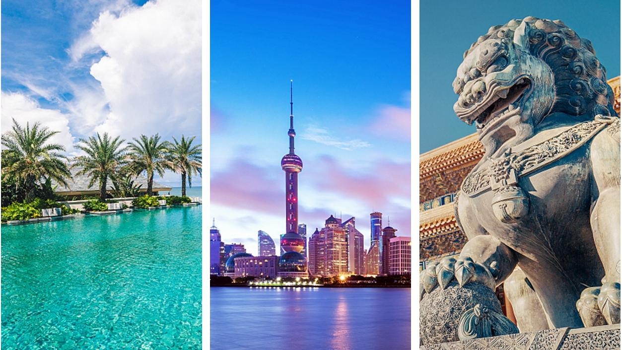 Shanghai, Sanya and Beijing top leisure cities in China