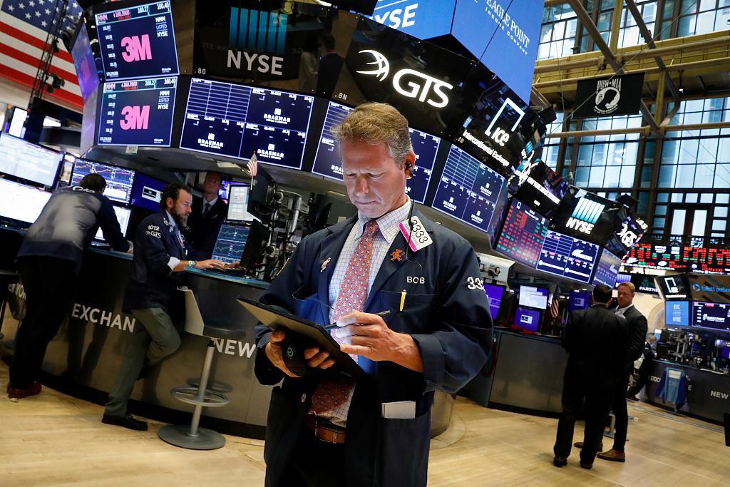 US stocks open higher as bond yields stabilize