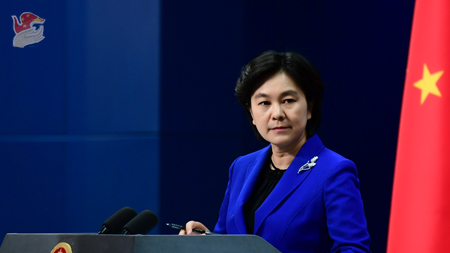 China urges India to take independent call on Huawei's 5G bid