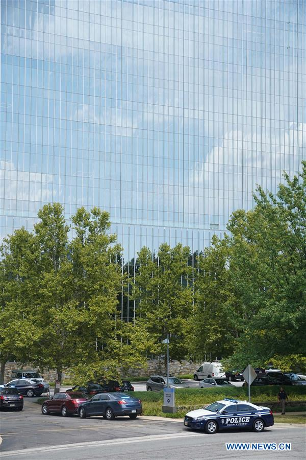 USA Today's headquarters evacuated after probably mistaken police alert of armed person