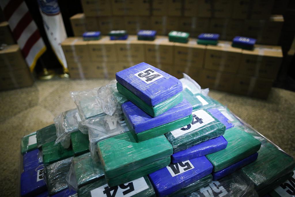 Federal crackdown on drug crime launched in San Francisco