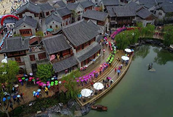 Jobs grow on leisure agriculture in east China