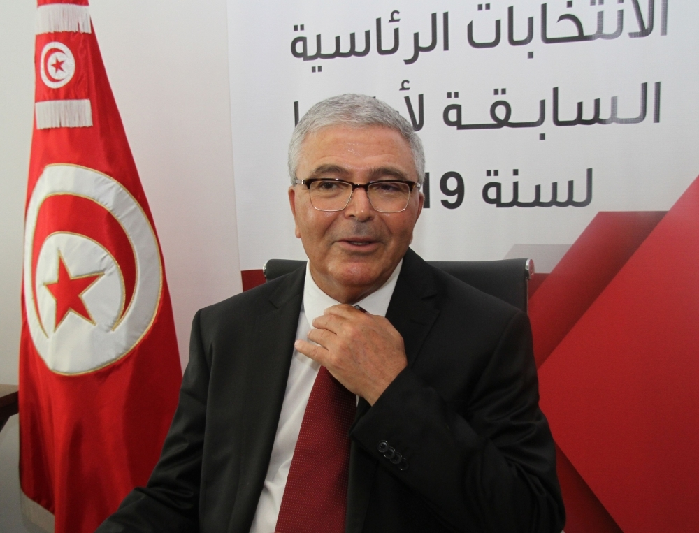 Tunisia's defense minister resigns to run for presidential election