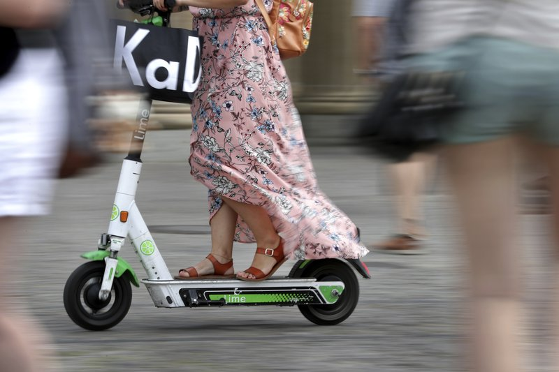 Berlin to tighten rules for electric scooter users