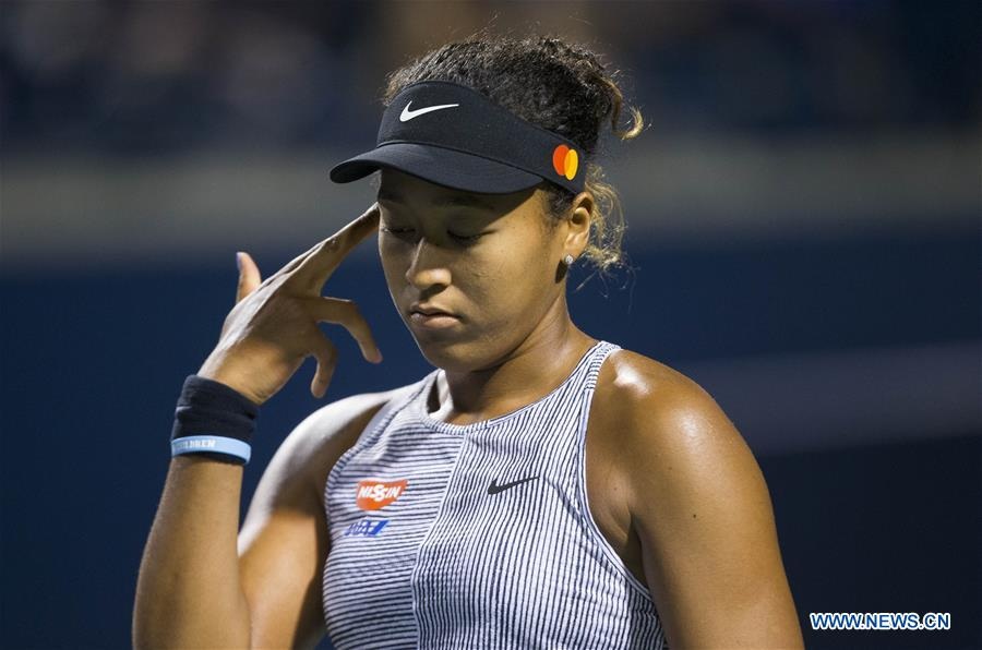 Naomi Osaka beats Iga Swiatek 2-0 during 3rd round of women's singles match at Rogers Cup
