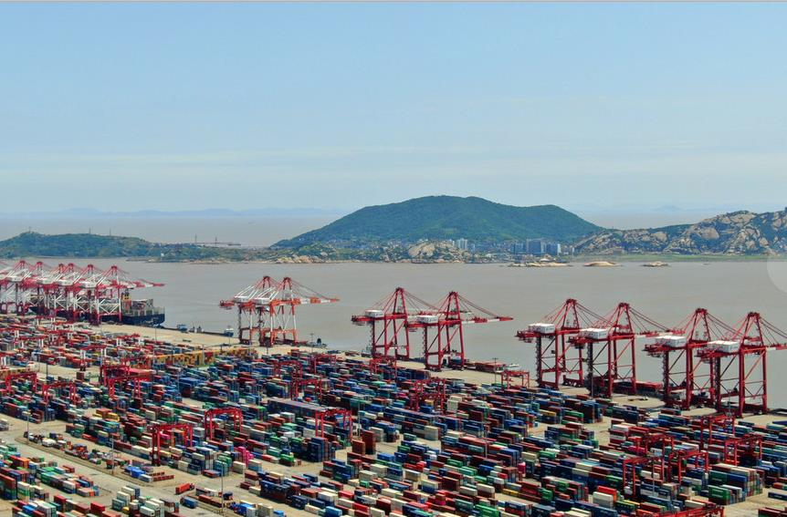 Shanghai tops 2019 ranking of world's best-connected ports: UNCTAD