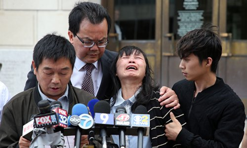 Slain scholar's remains almost impossible to find: Zhang family's lawyer