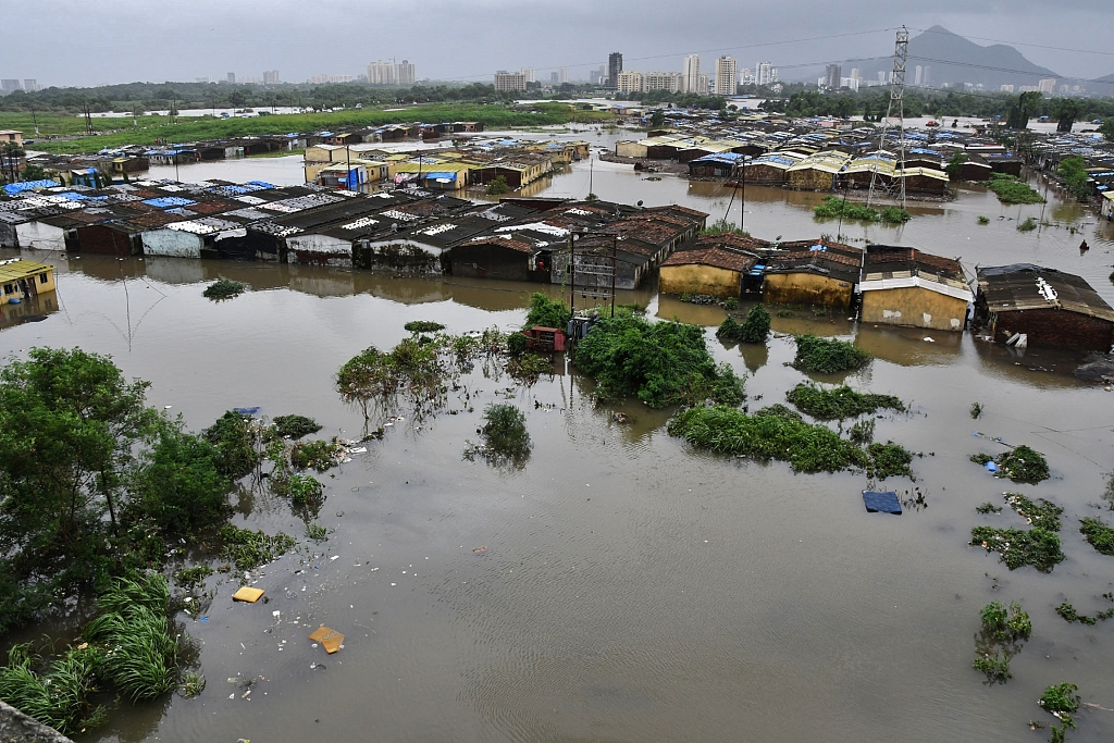 Key airport closed as Indian state faces repeat flood crisis