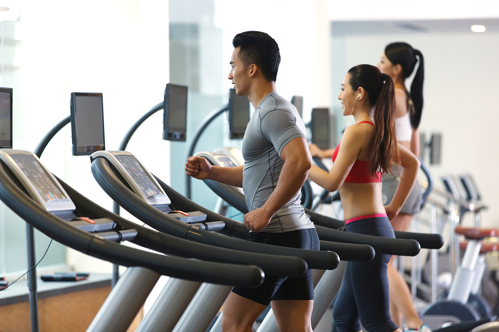 China's fitness industry transforms Chinese perceptions of health