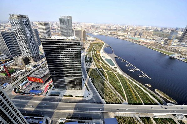 Big investment projects in North China city in H1