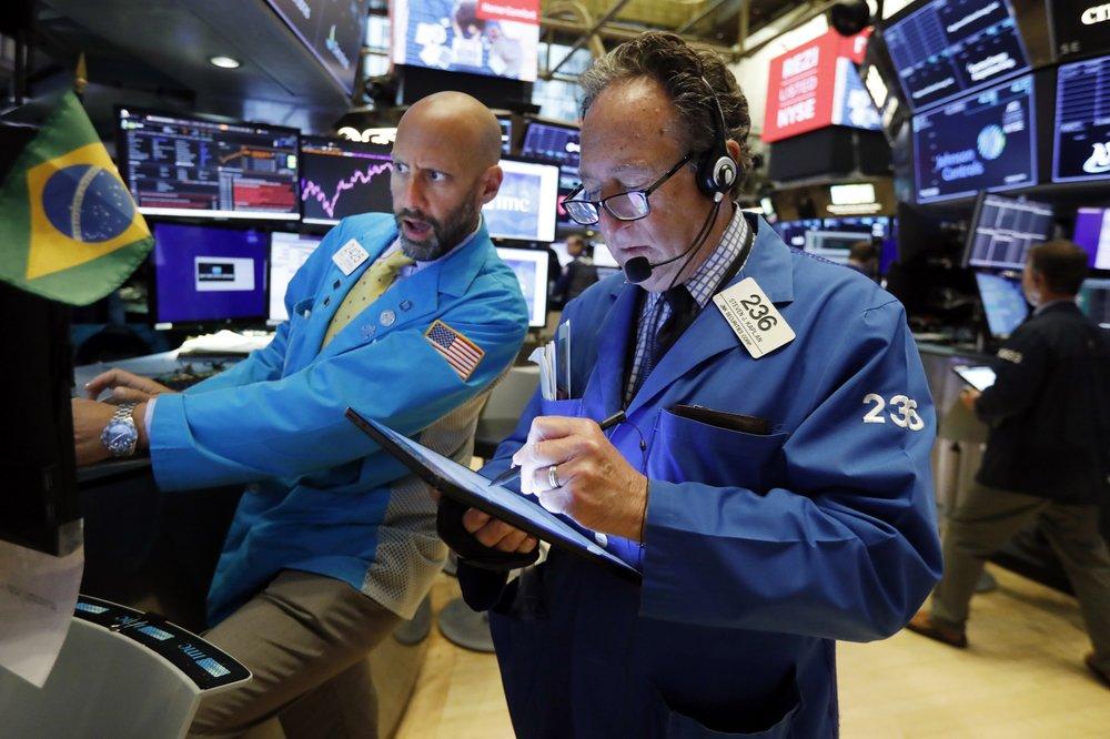 US stocks close higher as bond yields stabilize