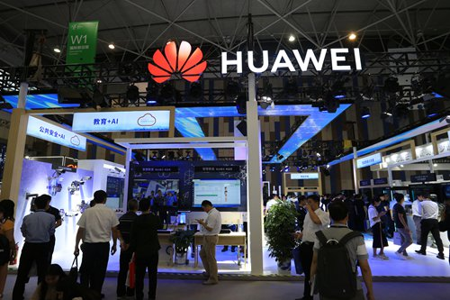 Huawei rolls out Plan B amid US pressure