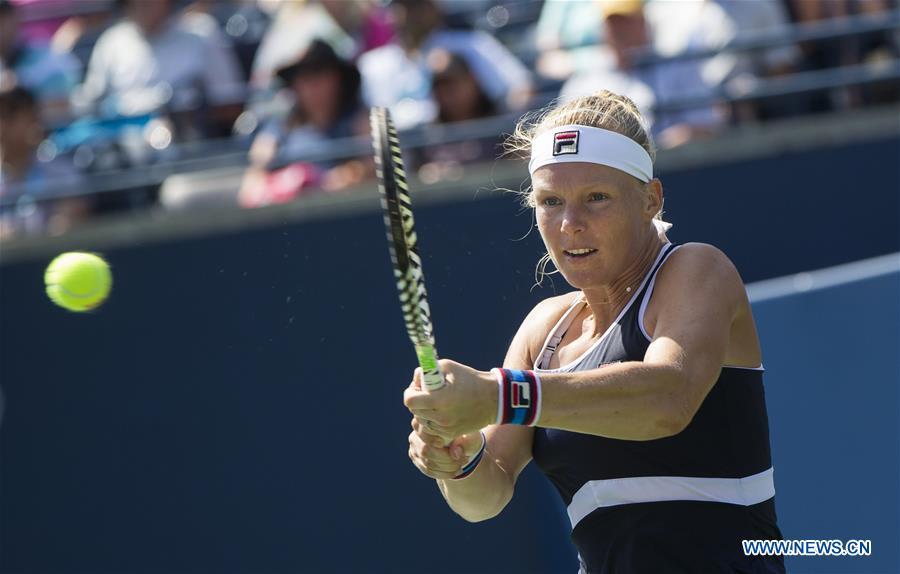 Bianca Andreescu beats Kiki Bertens 2-1 at Rogers Cup