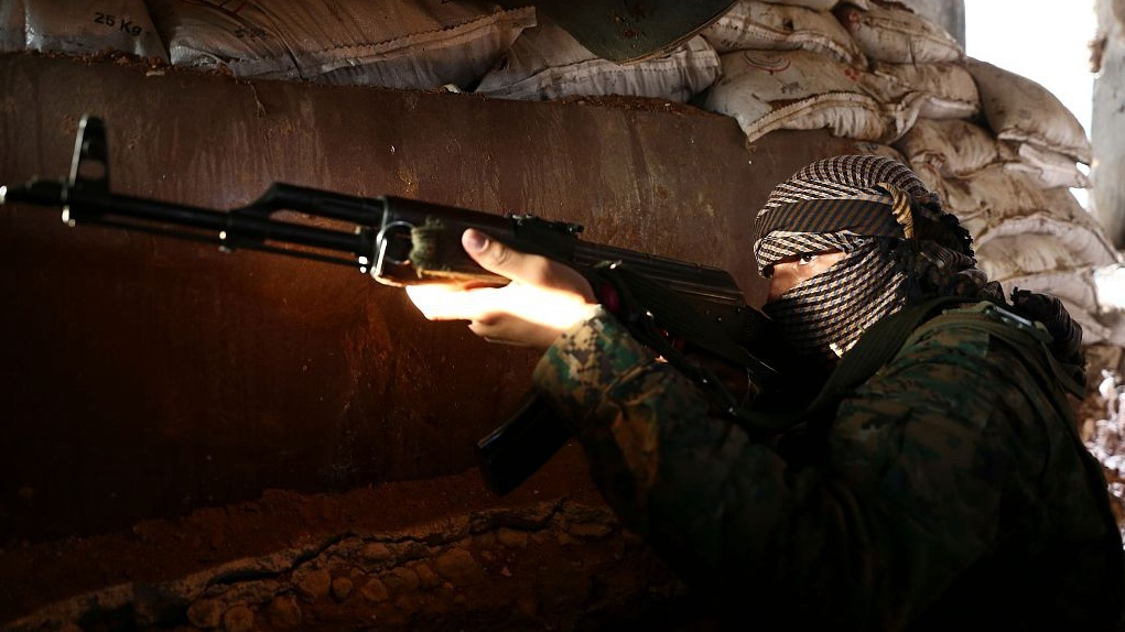 Syrian government rejects US-Turkish safe zone deal