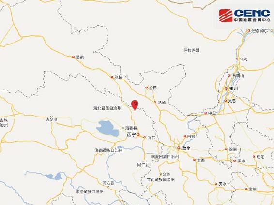 4.9-magnitude earthquake strikes northwest China