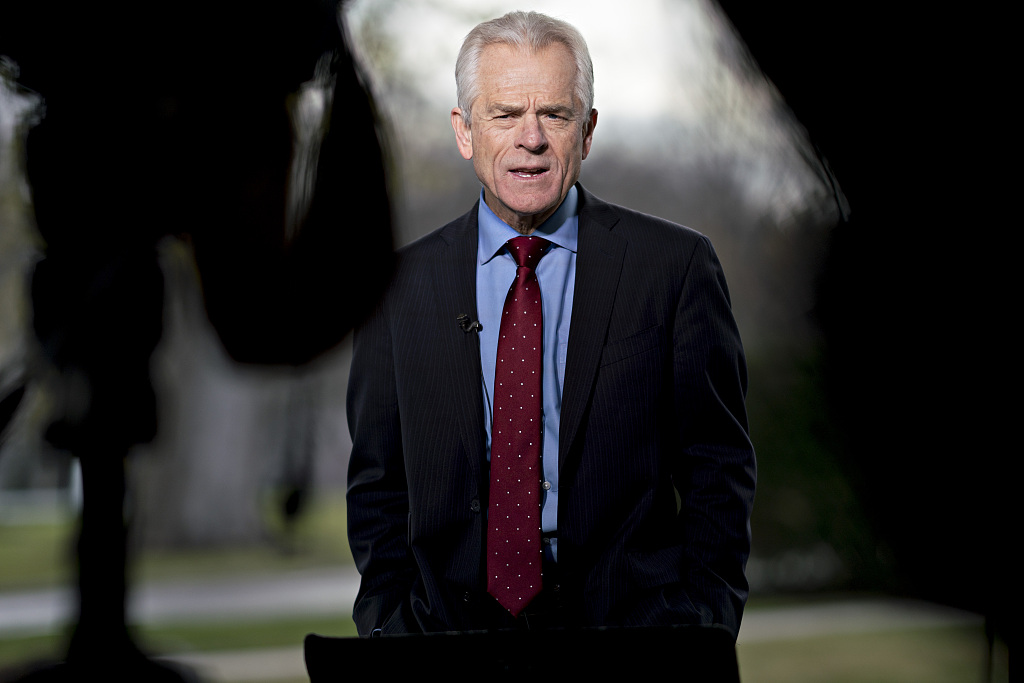 The Wall Street Journal warns of 'a Navarro Recession'