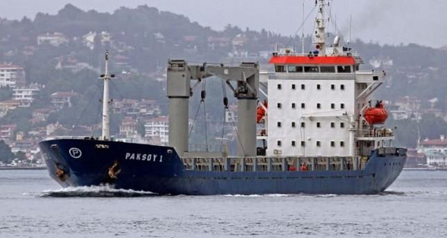10 Turkish sailors kidnapped off Nigerian coast freed