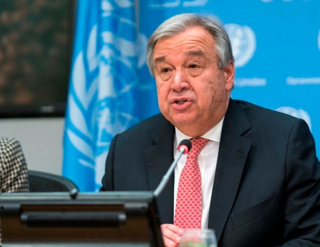UN chief highlights protection of indigenous languages